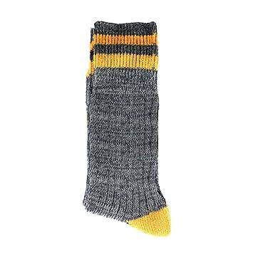 Calcetines térmicos – Trampas Aire Caliente Cerca la piel mantiene los pies calientes – Calcetines de