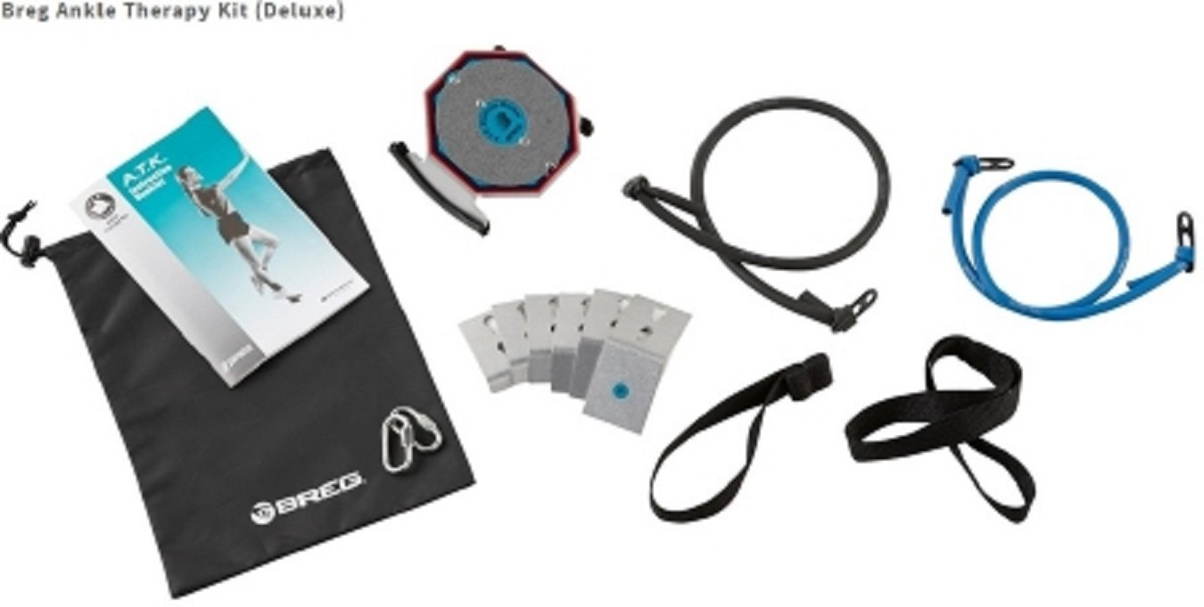 BREG '01400 Ankle Therapy Kit, Deluxe