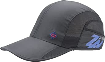 ZZEWINTRAVELER Quick Dry Sports Cap Soft Adjustable Lightweight Breathable Unstructured Hat Unisex