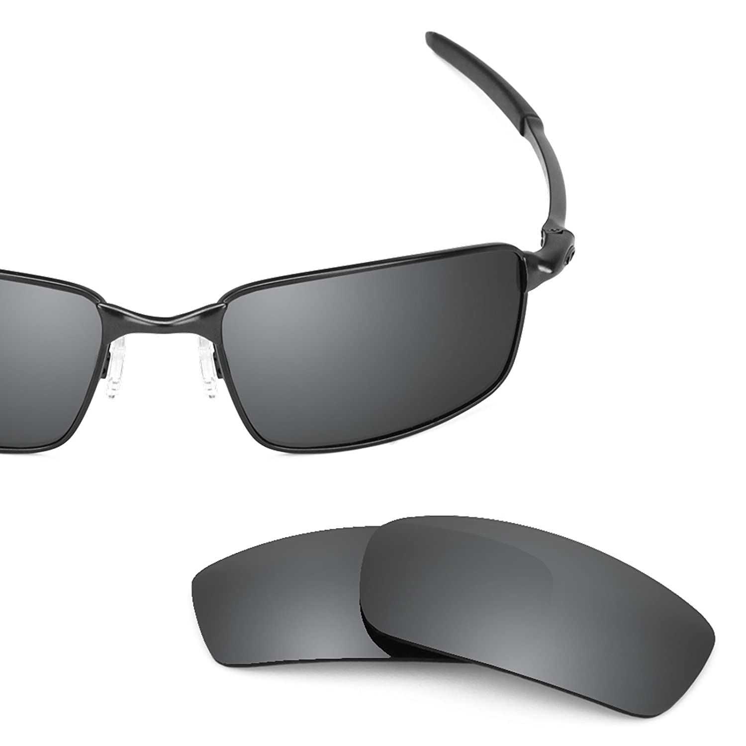 Revant Polarized Replacement Lenses for Oakley Square Wire New (2006 ...