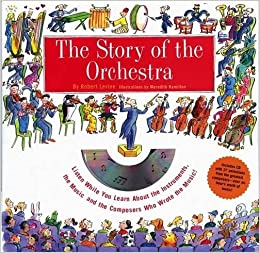 Amazon.com: Story of the Orchestra : Listen While You Learn About ...