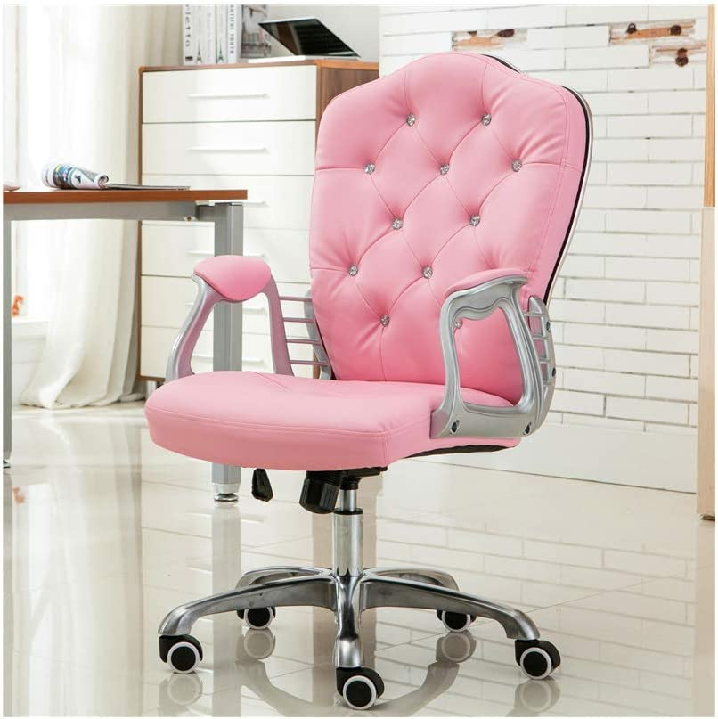 Luxury Royal PU Home Office Chairs (Velvet)