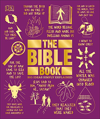 Dk Series (The Bible Book: Big Ideas Simply Explained)