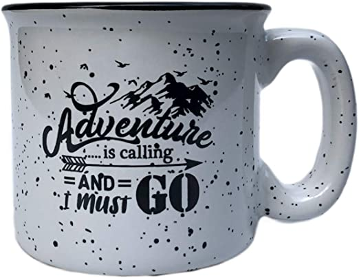 Bonfire Hair Dont Care 15 Ounce Coffee Mug Tea Cup