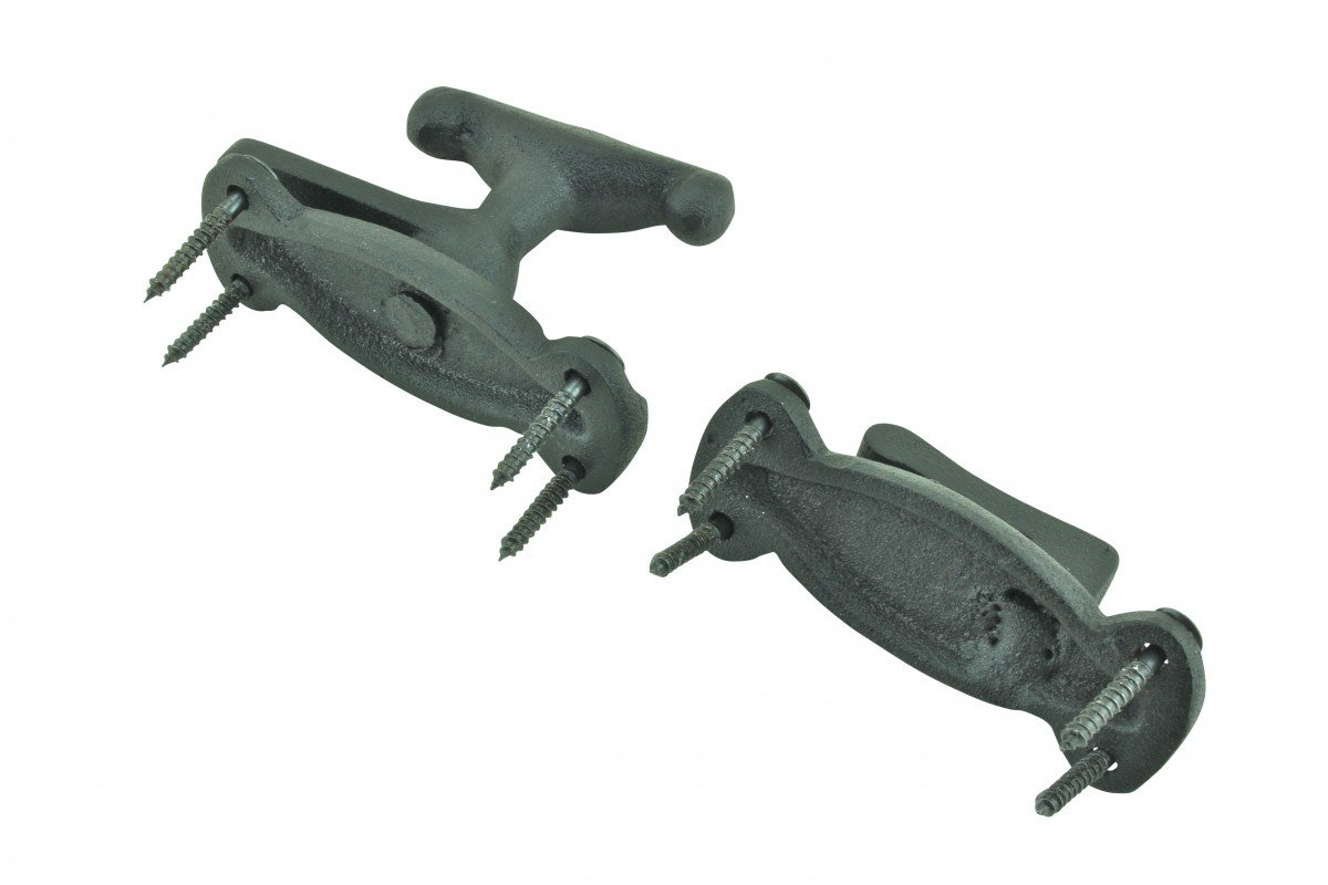 Renovator's Supply 4 Cupboard Cabinet Door Latch Hand Forged Iron by Renovator's Supply (Image #5)