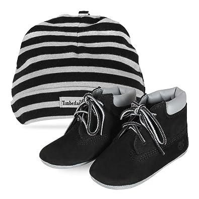TIMBERLAND Babyschuhe und Mütze BABY CRIB Bootie black