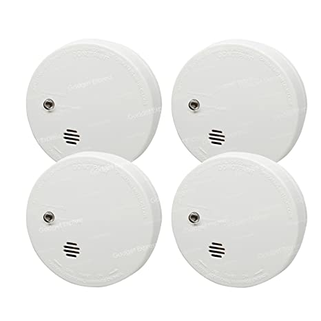 4 x Kidde i9040 Fire alarmas de humo ionización Sensor ...