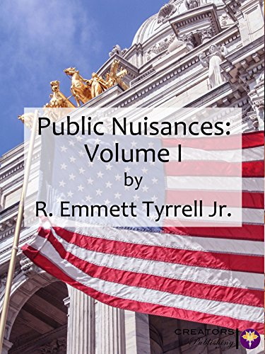 Public Nuisances: Volume I