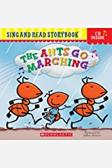 Sing And Read: The Ants Go Marching Paperback