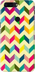 Stylizedd OnePlus 5T Slim Snap Basic Case Cover Matte Finish - Happy Chevy
