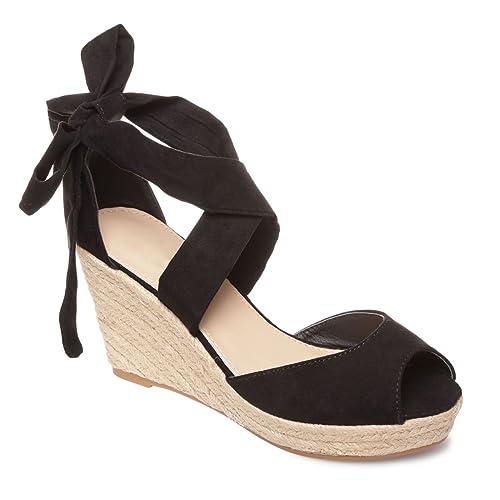 Sandales aspect corde e k0lsnG