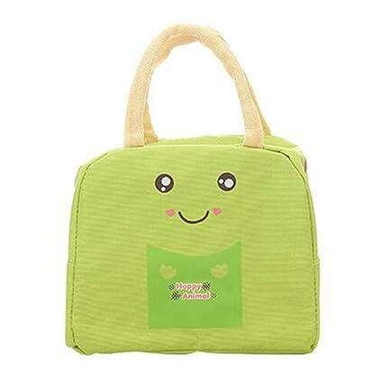 b9700d640b08 Amazon.com: Cartoon Animal Lunch Bag Portable Insulated Cooler Bags ...
