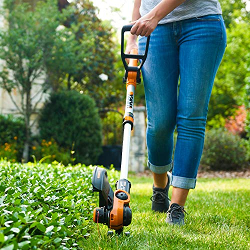 """Worx WG162 20V 12"""" Cordless String Trimmer/Edger, Battery and Charger included"""