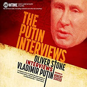 The Putin Interviews Audiobook