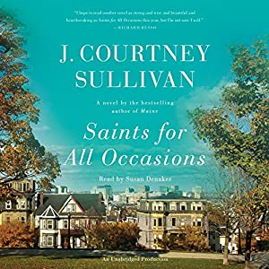 Saints for All Occasions Audiobook