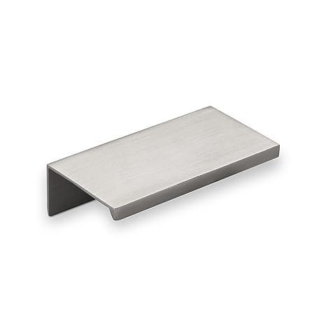 Maniglia per Mobili in Alluminio SEARL 70 mm Finitura in Acciaio Inox  Maniglia Profilo Maniglia per Cassetti Maniglia per Cucina di SO-TECH®
