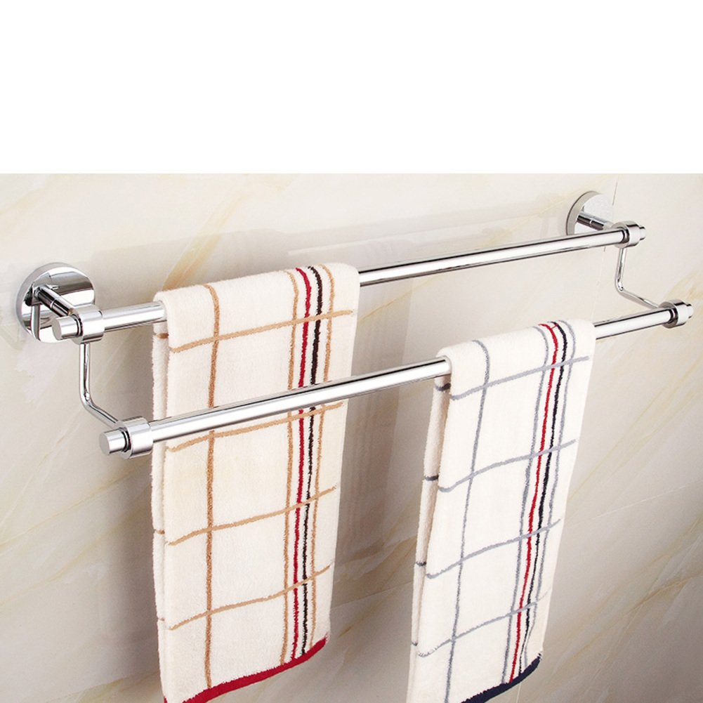 Bathroom hardware accessories/Towel rack with double layer/Towel Bar/Bathroom racks/Towel shelf -J 50%OFF