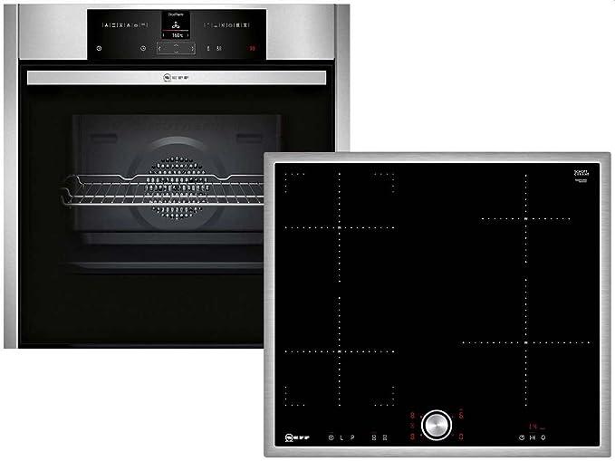 Neff Set Basic 612 del Horno de cocina del Horno Cocina de ...