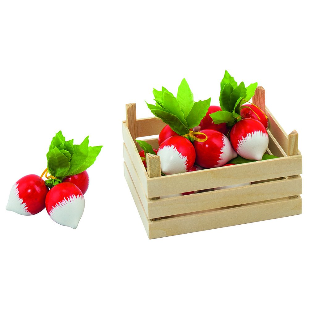 Goki - 2040775 - Imitació n Juego - Trader - Rá bano - Fondo de verduras 51672