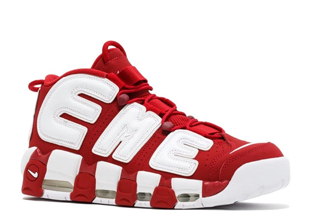 online retailer d8148 282a3 Amazon.com   Nike Air More Uptempo - 902290 600   Fashion Sneakers