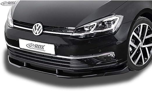 Rdx Racedesign Rdfavx30802 Frontspoiler Vario X Golf 7 Facelift 2017 Frontlippe Front Ansatz Vorne Spoilerlippe Auto