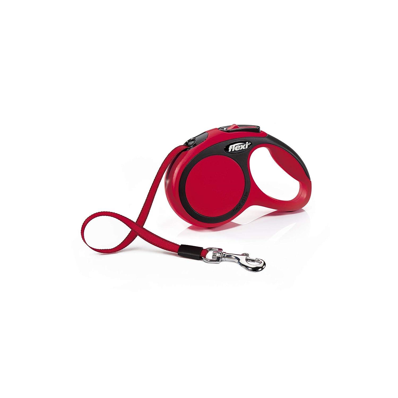 Flexi NEW Comfort CORD Retractable Dog Leash S M 5m 8m 16ft 26ft 12kg to 20kg