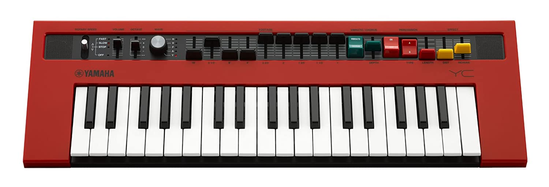 Teclado sintetizador profesional Yamaha reface YC: Amazon.es: Instrumentos musicales
