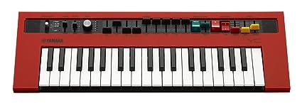 Teclado sintetizador profesional Yamaha reface YC