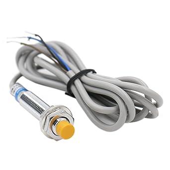 heschen inductiva Sensor de proximidad Interruptor LJ8 A3 – 2-Z/BX detector de