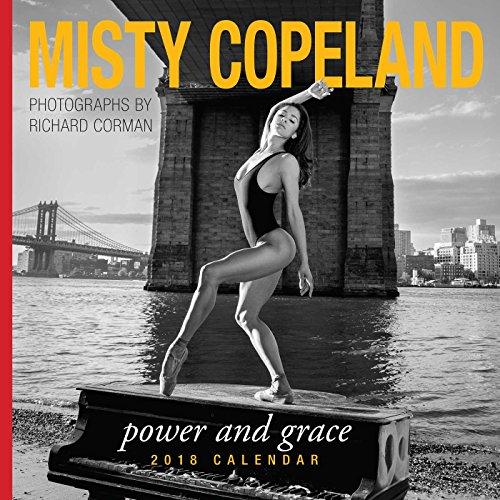 Misty Copeland 2018 Wall Calendar