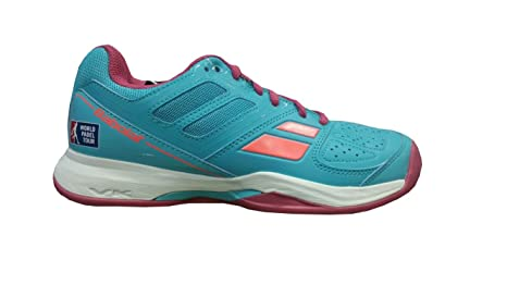 Babolat Tennis Shoes Pulsion Padel Wpt W Blue Sky 38