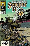 #3: Semper Fi #6 VF/NM ; Marvel comic book