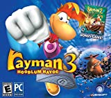 Encore Rayman 3 with Rayman 2 Bonus