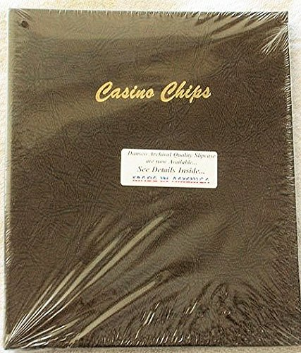 Dansco Album: Casino Chips #7008