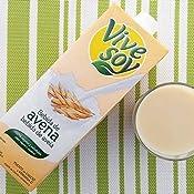 Vivesoy - Bebida de avena - 1 L: Amazon.es: Alimentación y bebidas