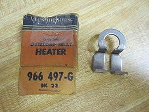 WESTINGHOUSE BK23 Overload Thermal Unit Heating Element