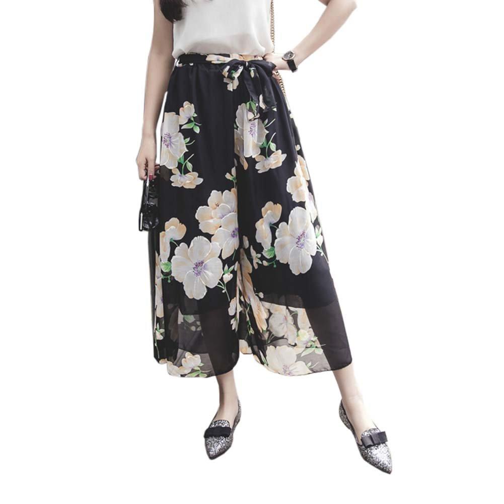 George Jimmy Summer Thin Pants Women Loose Slacks Beach Clothing, 03 GJ-CLO9056932011-HERMINE02678