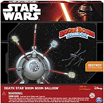 Spin Master Games Star Wars Death Star Boom Boom Balloon