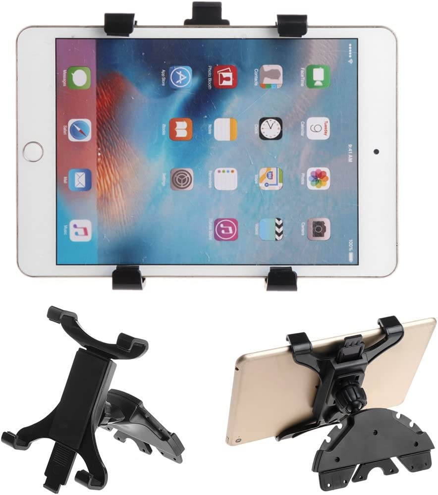 Huilier Car Windshield Mount Holder Stand for 7-11 Inch Ipad Mini Air Galaxy Tab Tablet