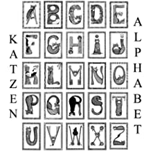 Katzen Alphabet (German Edition)