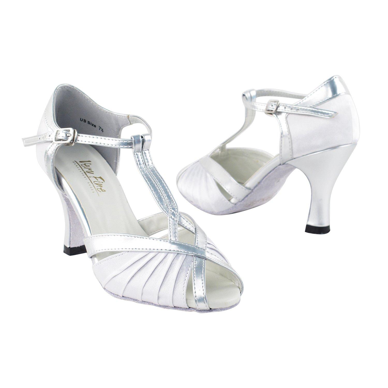 驚きの値段で [Very Fine 1/2 Dance Heel Shoes] レディース [Very B0756KNVX1 Heel 2.5