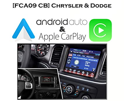 amazon com: 2011~2014 dodge charger apple carplay & android auto oem  retrofit integration kit: car electronics