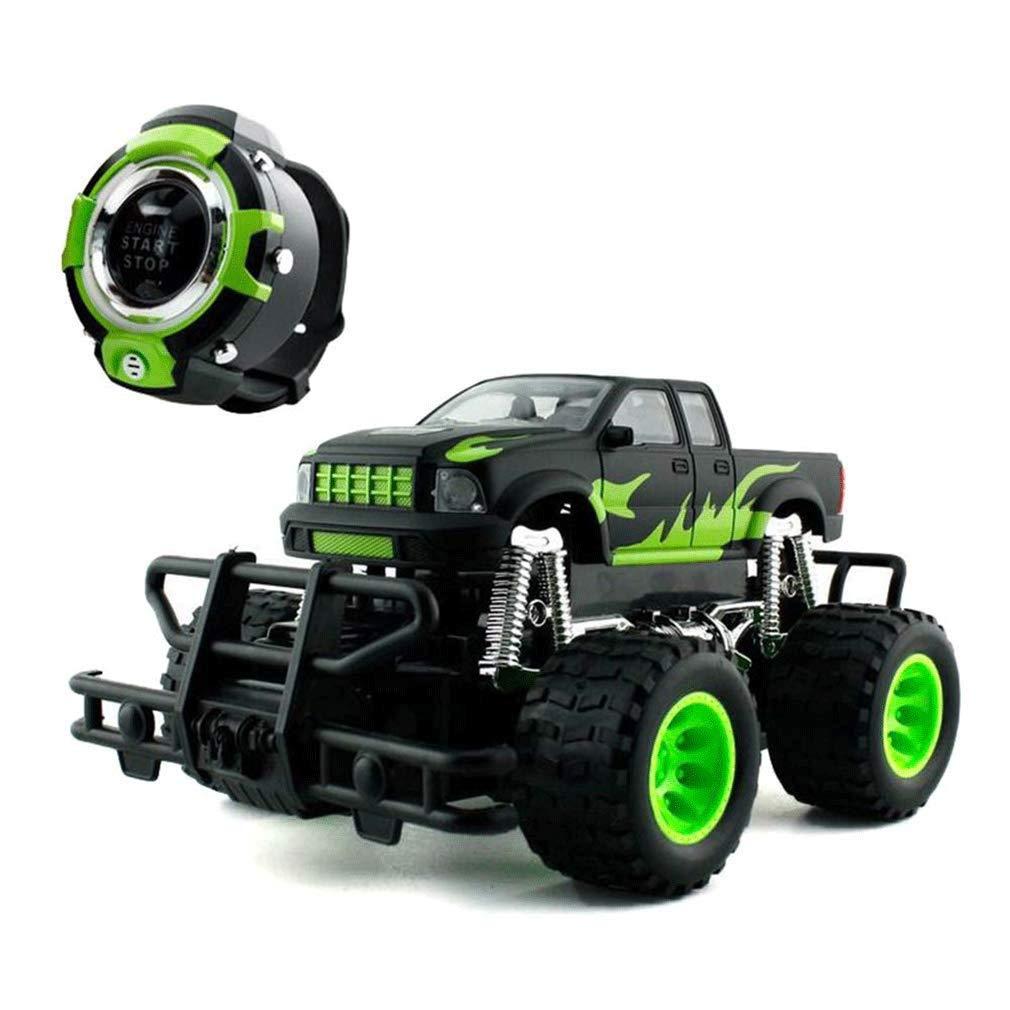 RC Auto 2.4G 4CH 2WD Smart Phone Sprachsteuerung Spielzeug Uhr Gesteuert Smart Roman Spielzeug Kinder Geburtstagsgeschenke Geschenke