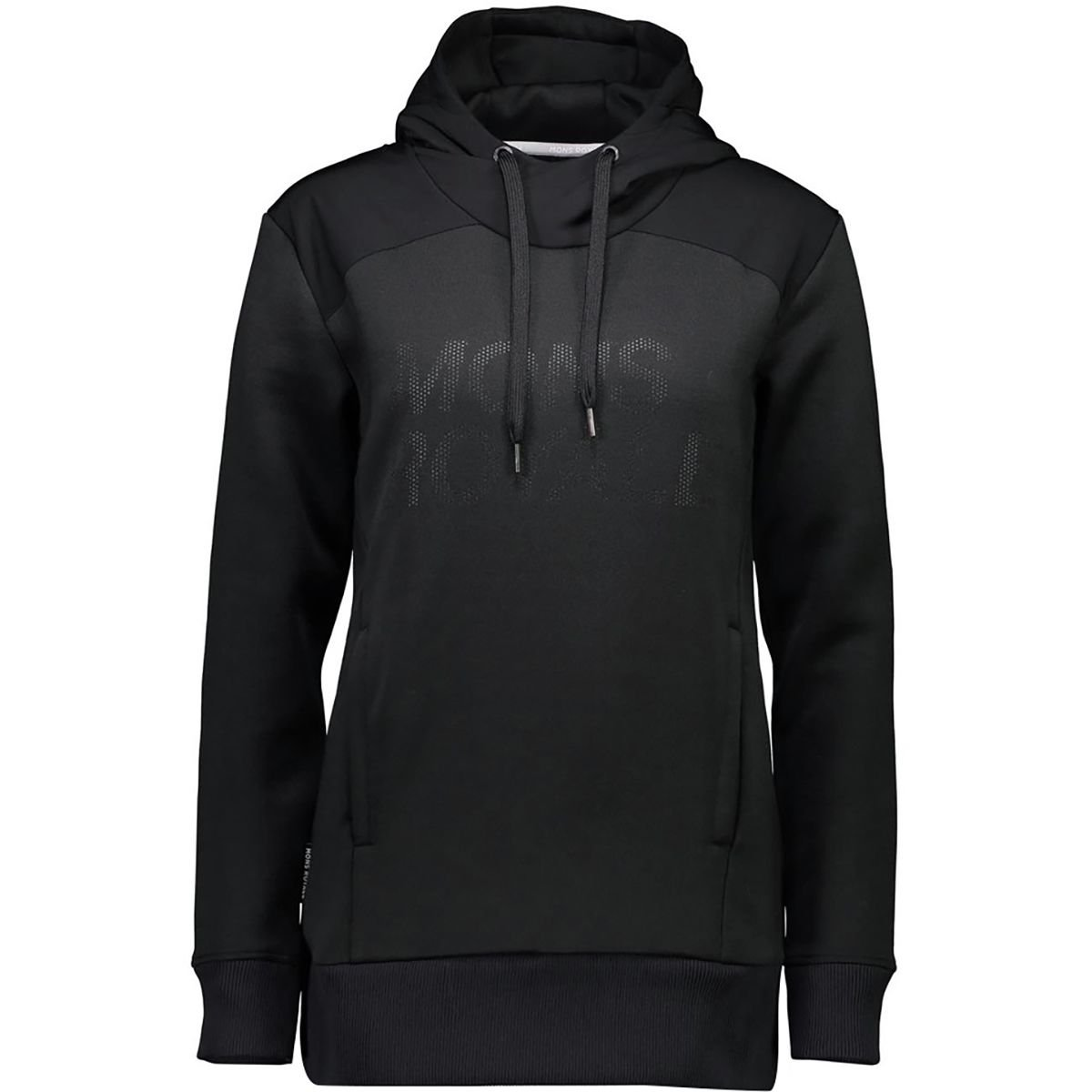 Mons Royale Transition Hoodie - Women's Black, L