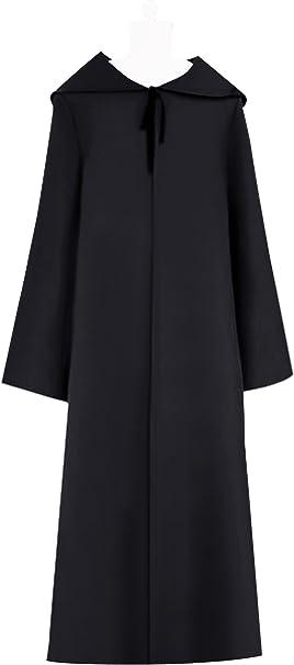 Amazon.com: zuozee Halloween Disfraces Jedi Robe Cloak de ...