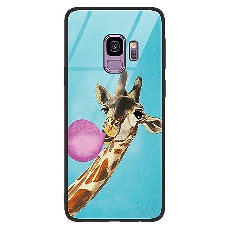 coque samsung galaxy s9 girafe