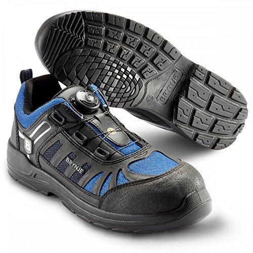 Brynje Chaussures de sécurité modèle fading Blue, S1P src ESD