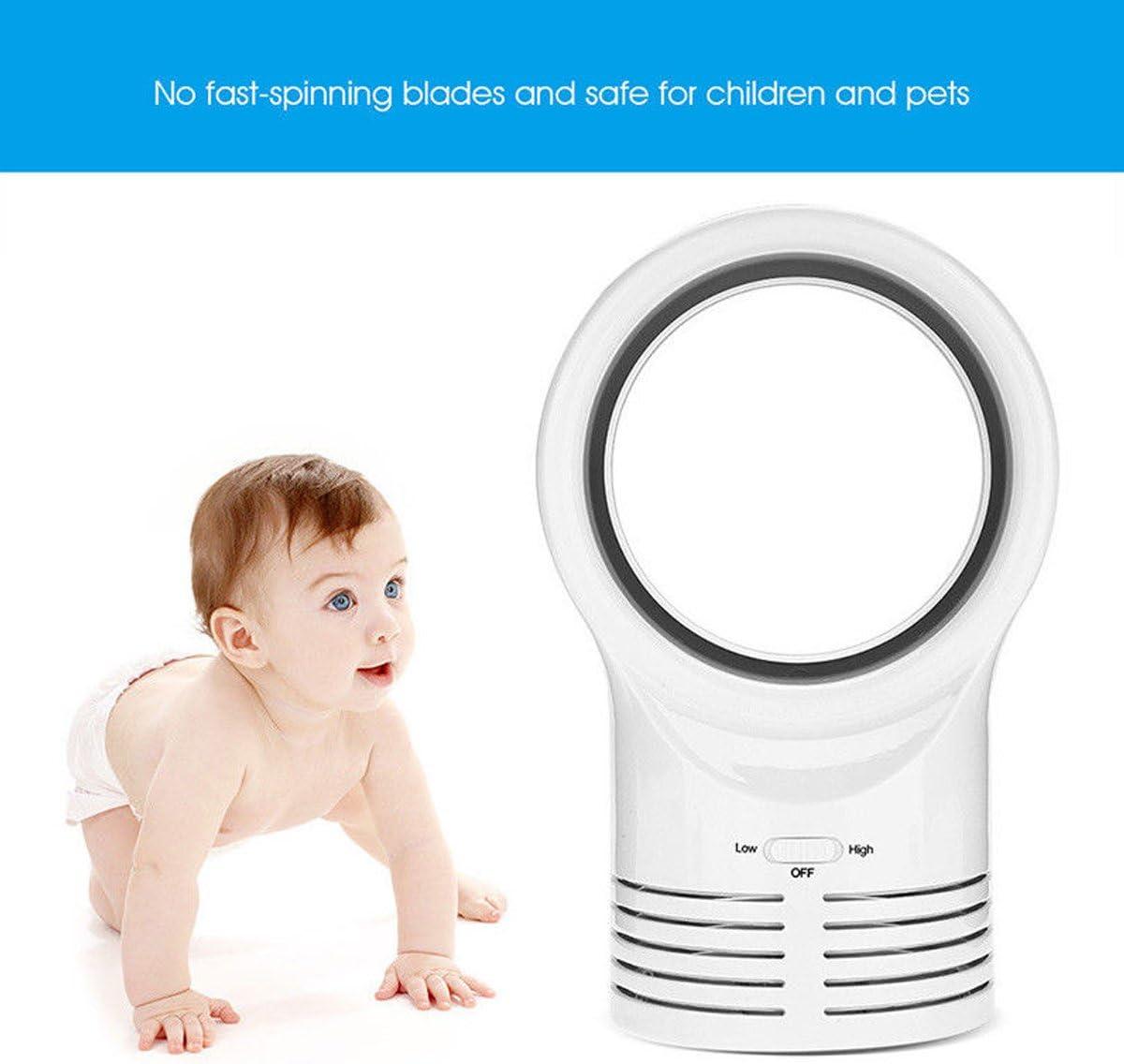 Mini Ventilador de Refrigeración USB con Aire Acondicionado, sin ...