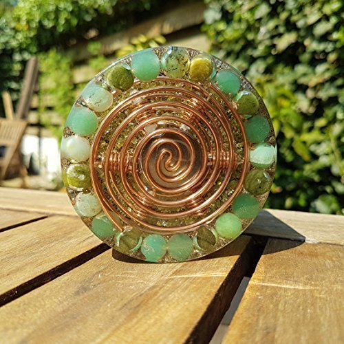Orgone Mini Chembuster - Health & Wealth Model by New Conscious (Image #1)