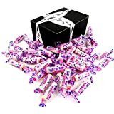 Smarties Love Hearts Candy Rolls, 2 lb Bag in a Gift Box
